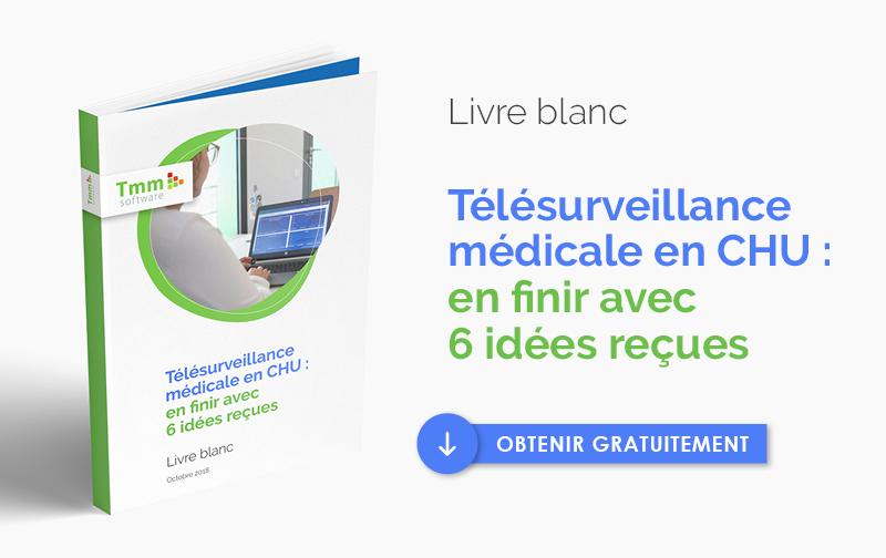 livre blanc télésurveillance médicale